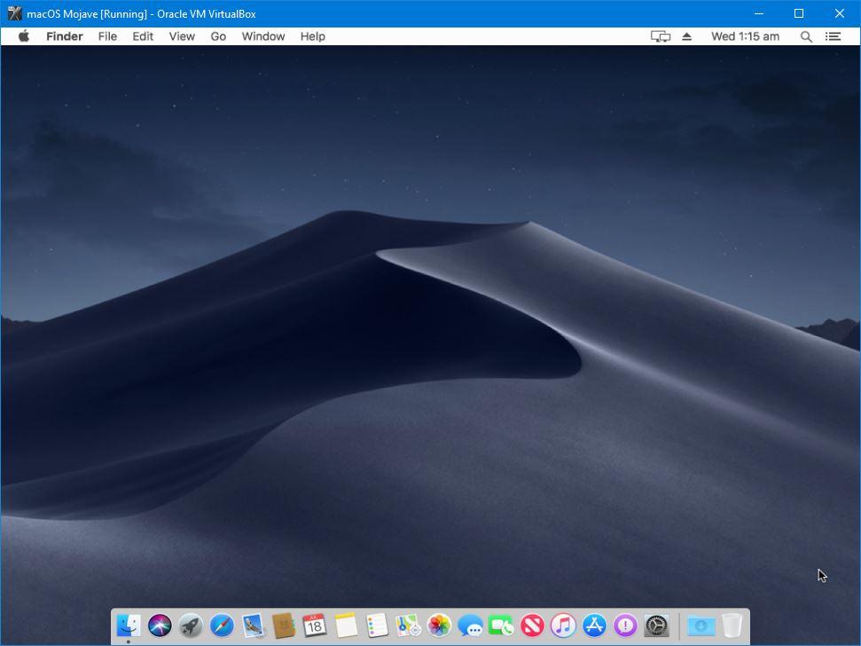 Virtualbox Apple Ii
