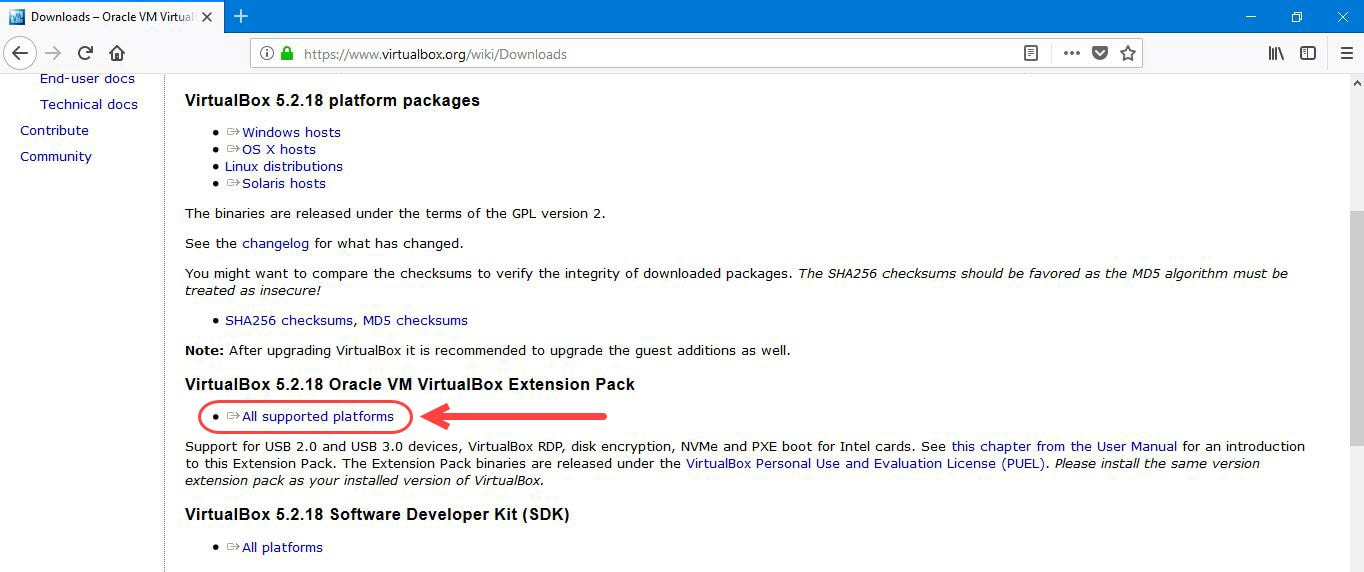Install macOS Mojave on VirtualBox on Windows PC - Geekrar