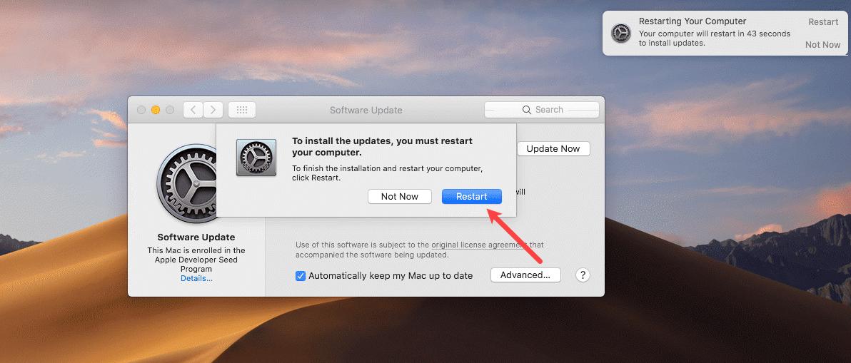 Install macOS Mojave on VMware on Windows PC – Geekrar