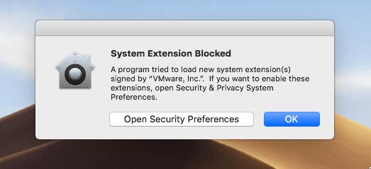 Install macOS Mojave on VMware on Windows PC