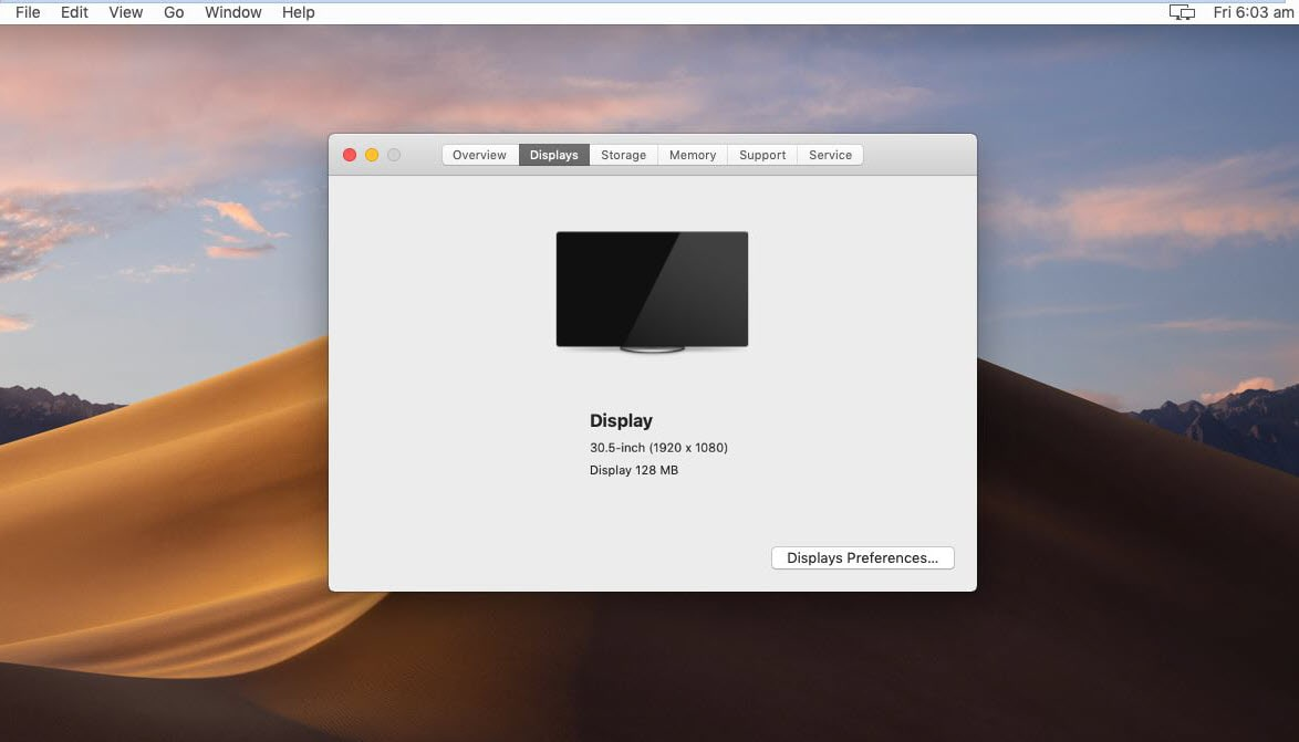 Install VMware Tools on macOS Mojave