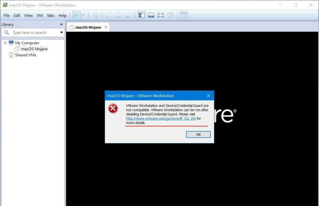 Fix VMware Device/Credential Guard & VirtualBox – Error
