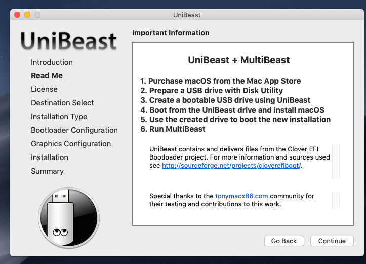 How to Create Bootable USB Installer for macOS Mojave on