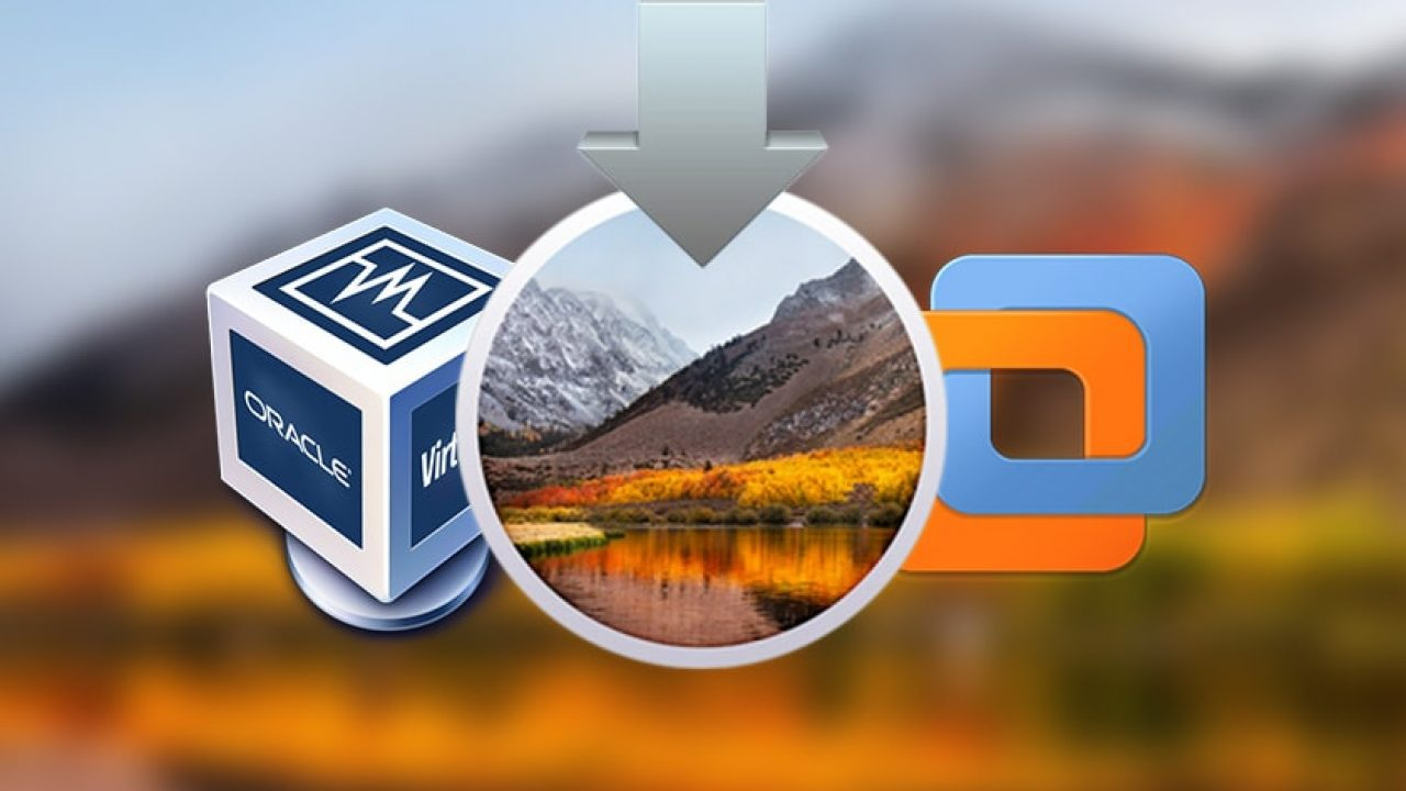 Download macOS High Sierra VMware & VirtualBox Image - Geekrar
