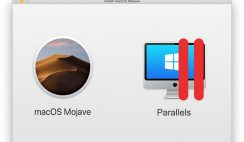 Install macOS Mojave on Parallels