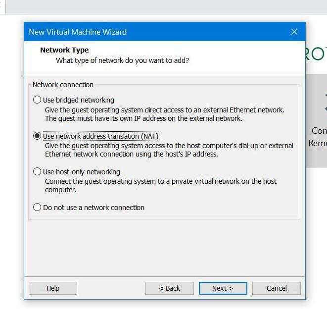 Network Type
