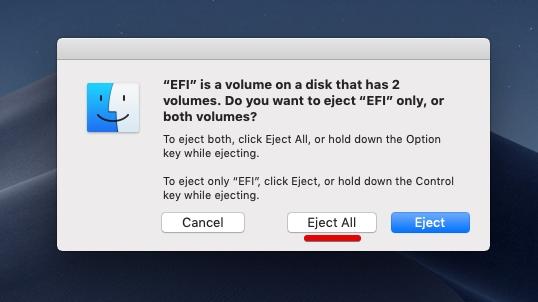 Create macOS Mojave USB Installer on Windows