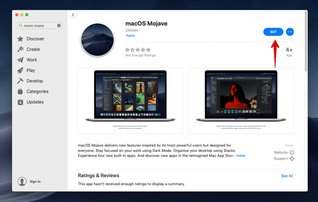 How to Create macOS Mojave USB Installer on Windows
