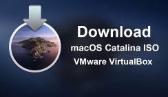 Download macOS Catalina ISO For VMware VirtualBox-min