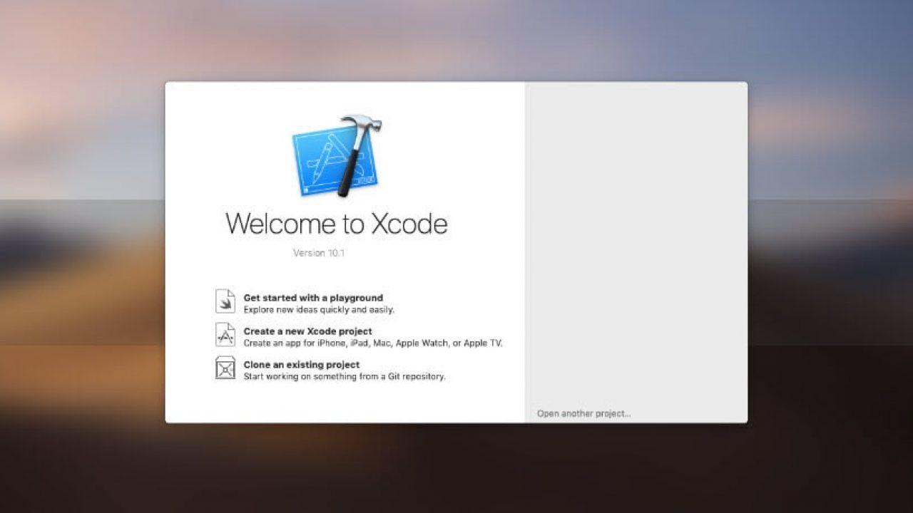 How to Install Xcode on macOS Mojave on Windows - Geekrar