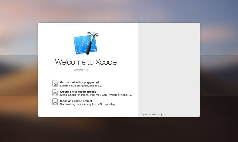 Install Xcode on macOS Mojave on Windows