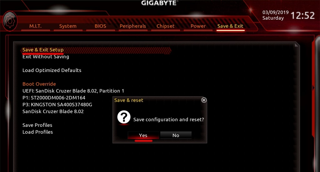 How to Enable Intel VT-x or AMD-V On BIOS or UEFI Firmware - Geekrar