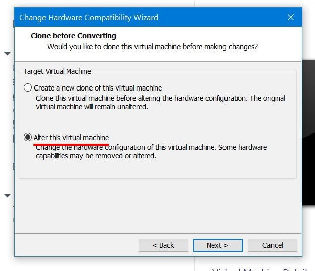 How to Fix This Virtual Machine Requires AVX2 But AVX is Not