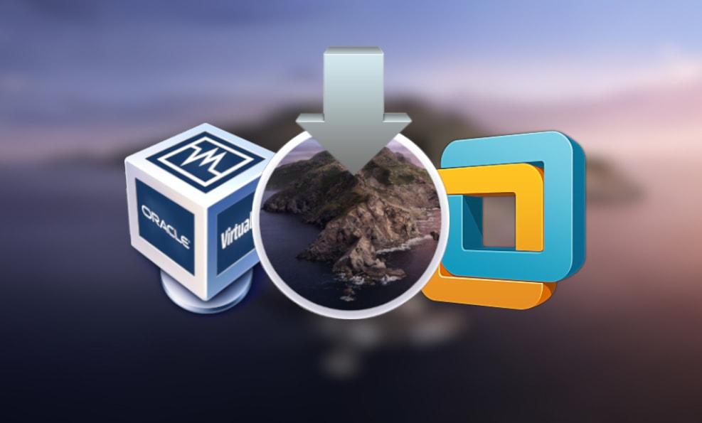 Download macOS Catalina VMware & VirtualBox Image – Latest