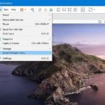 Install Vmware Tools on macOS Catalina