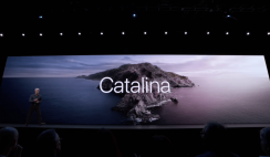 macOS Catalina at WWDC 2019