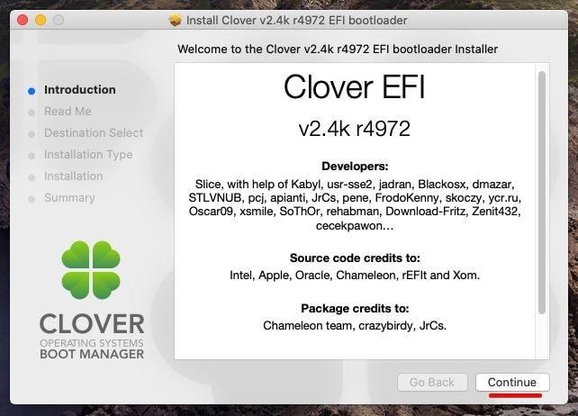 CLover EFI