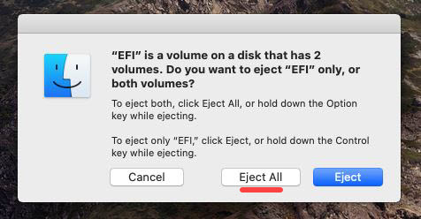 Eject All