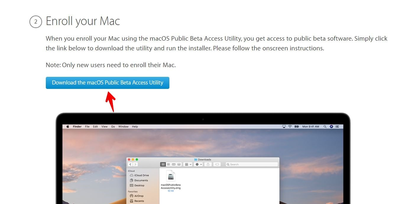 Enroll Your Mac
