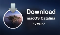 Download macOS Catalina VMDK