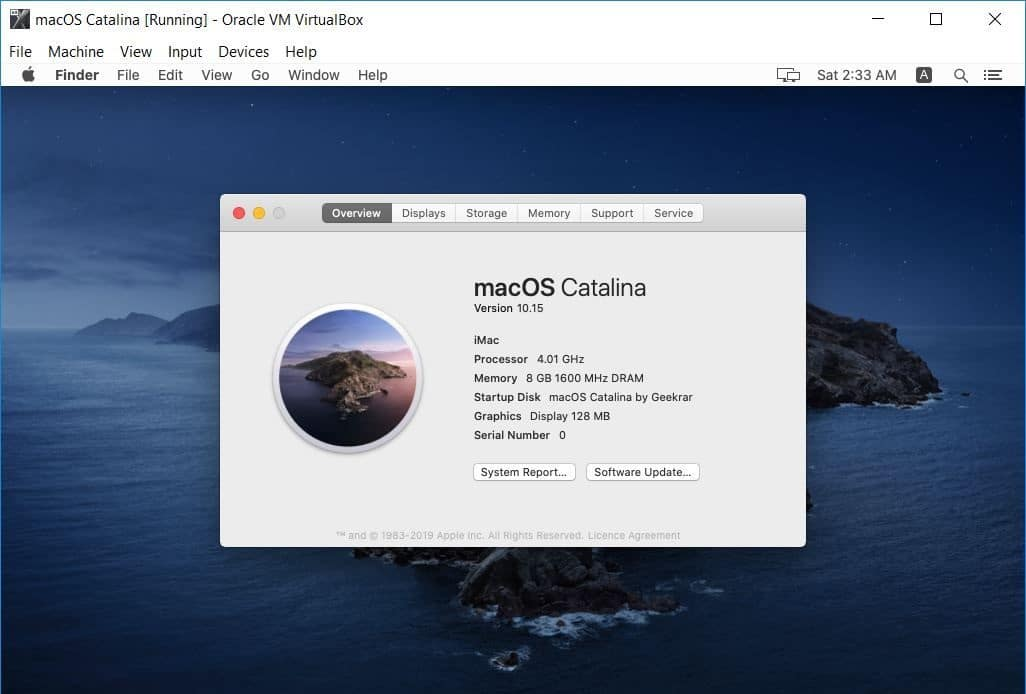 How to Install macOS Mojave on VirtualBox on Windows PC