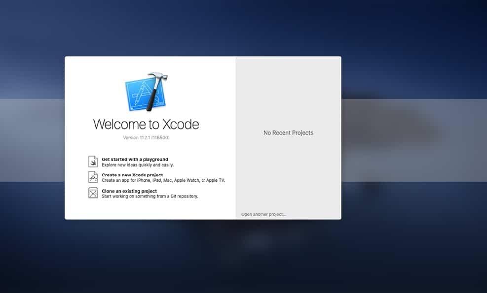 Install XCode on Windows