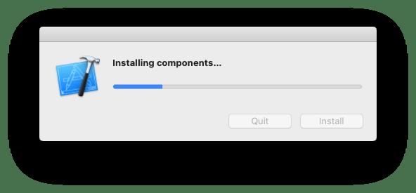 Installing XCode on Windows