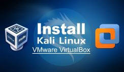 Install macOS Kali Linux on VMware VirtualBox on Windows PC