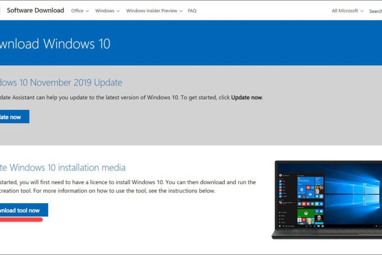Download Windows 10 ISO Officially Free - Latest Version