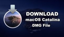 Download macOS Catalina DMG File – (Direct Links)