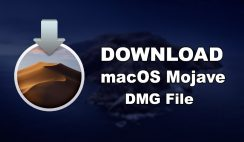 Download macOS Mojave DMG File – (Direct Links)