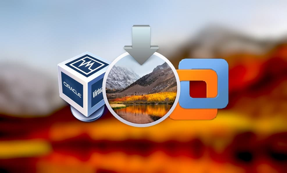 Download macOS High Sierra VMware & VirtualBox Image File