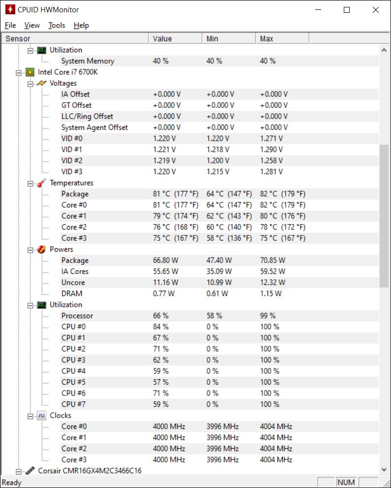How to Check CPU Temperature in Windows 10