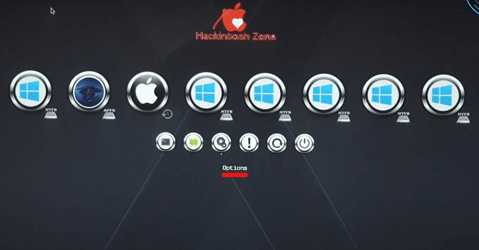 macOS Boot