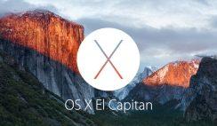 Download Mac OS X El Capitan DMG File – (Direct Links)