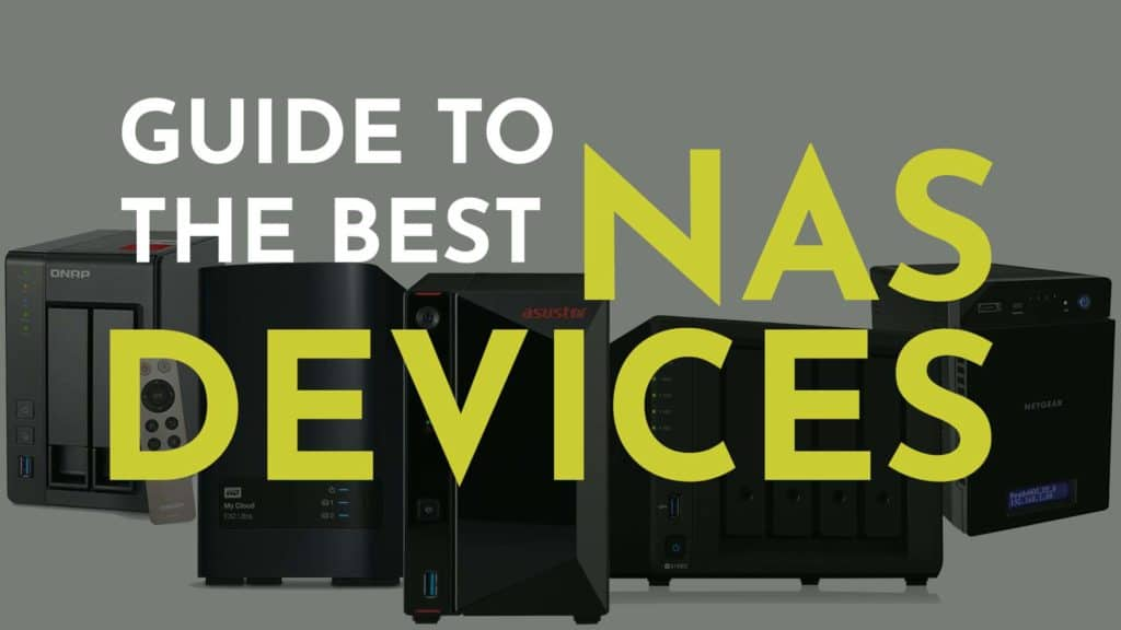 Best NAS device (2020)