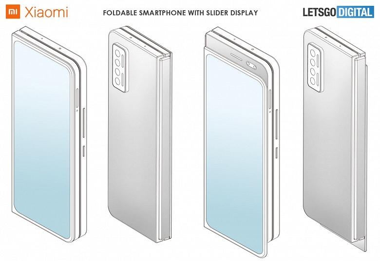 Xiaomi Mi Mix 4 could be a flexible foldable slider