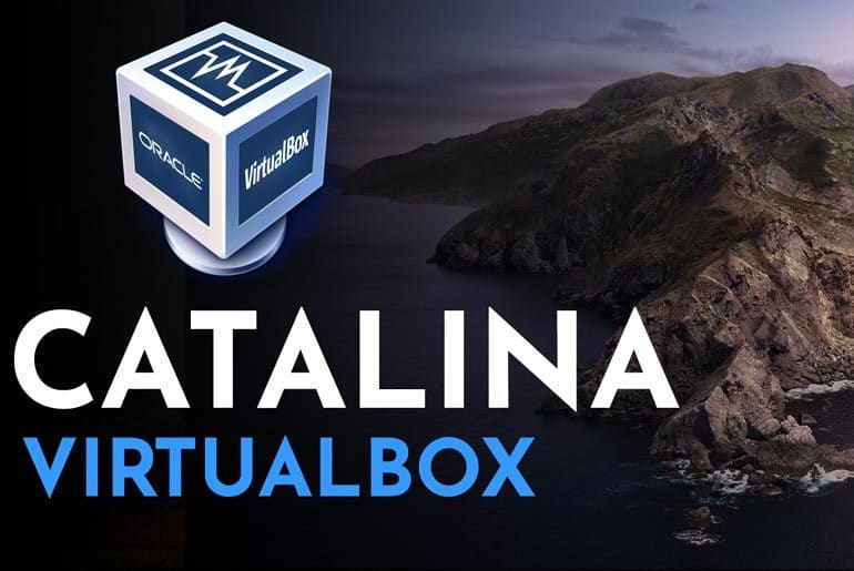 macos Catalina on VirtualBox on Windows 10
