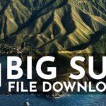 macOS Big Sur Download