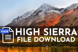 download high sierra