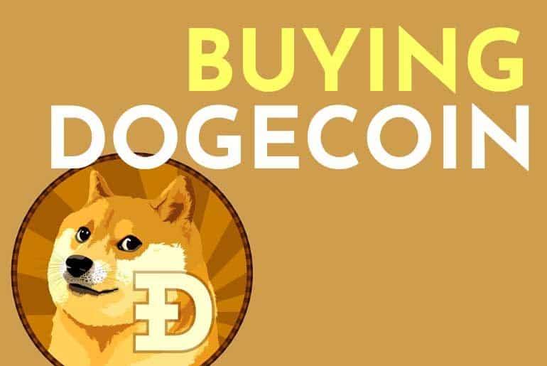 buy doge